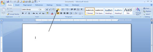 Microsoft Word Bullets Tutorial